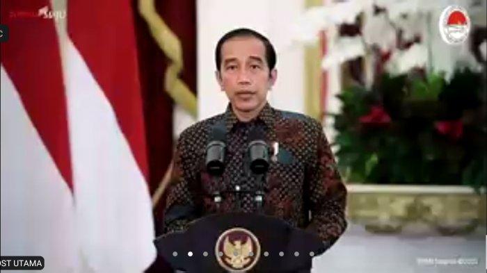 Jokowi: Indonesia Harus Siapkan Diri Jadi Pusat Rujukan Ekonomi Syariah Global