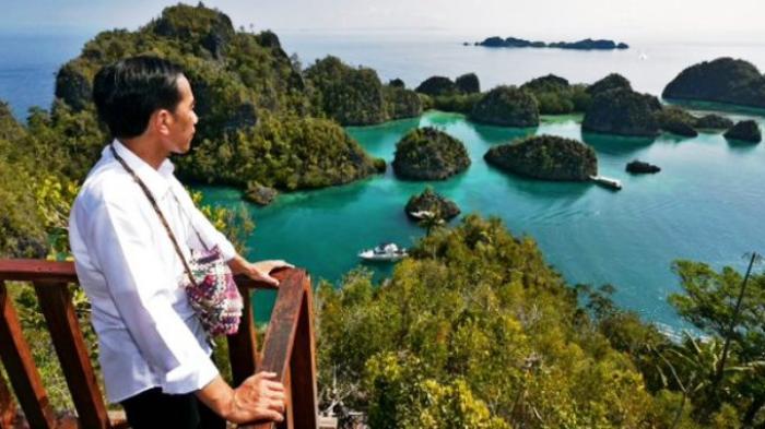 Lewat Cuitan Twitter, Kaesang 'Sarankan' Jokowi Jangan Cari Kecebong di  Raja Ampat - Tribunnews.com Mobile