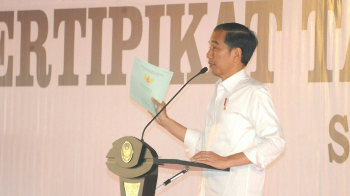 Presiden Tegaskan Upaya Keras Pemerintah Sederhanakan Perizinan