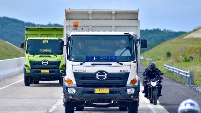 Baru Tersambung 393 Kilometer, Jalan Tol Lampung ke Aceh Ditargetkan Rampung 2024