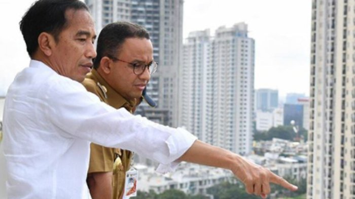 Anies Baswedan Perpanjang PSBB di Ibu Kota, Jokowi: Mini Lockdown Justru Lebih Efektif