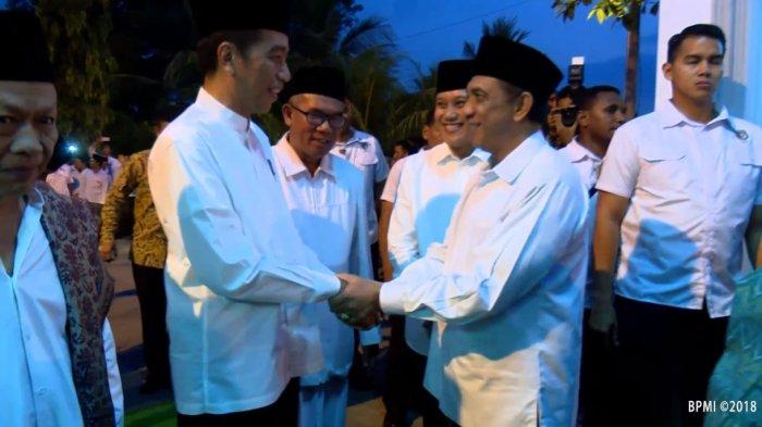 Presiden Ajak Para Santri Pelihara Kerukunan dan Persatuan
