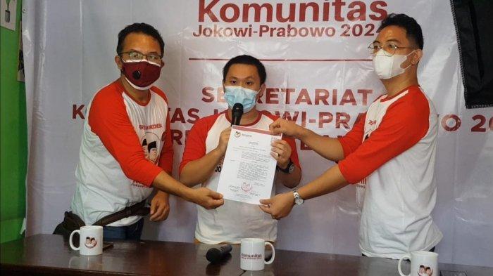 Komunitas Jokpro 2024 Banten Deklarasi Dukung Pasangan Jokowi-Prabowo 2024