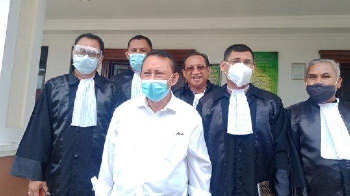 Ini Pertimbangan Hakim Ibnu Kholik Beri Dissenting Opinion dalam Putusan Jonas Salean
