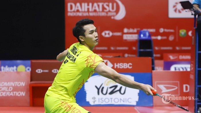 Live Streaming Indonesia Masters 2019 Babak Semifinal Siang Jam 12.00 WIB Jojo & Minions Main