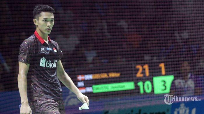 Tahukah Kamu? Siaran Langsung Perempat Final Thailand Open 2021: Ada 6 Wakil Indonesia, Jojo vs Axelsen, Live TVRI