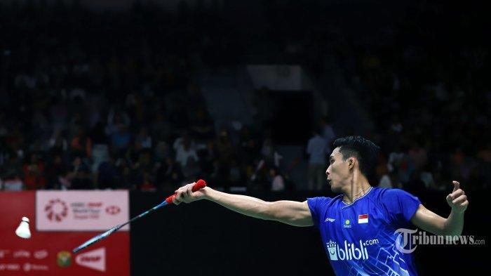 Jadwal Bulutangkis Indonesia di Olimpiade Tokyo 2021: Jonatan Christie Awali Langkah Tunggal Putra