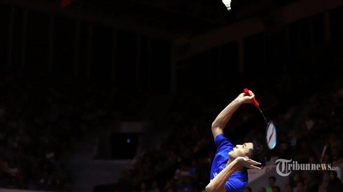 Jadwal Siaran Bulutangkis Olimpiade Tokyo 2021: Jonatan Christie Kagumi Kawan Sparring