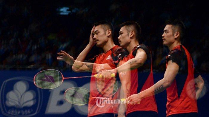 Tepis Isu Pensiun Usai Fuzhou China Open 2019, Lin Dan Tegaskan Belum Menyerah ke Olimpiade 2020