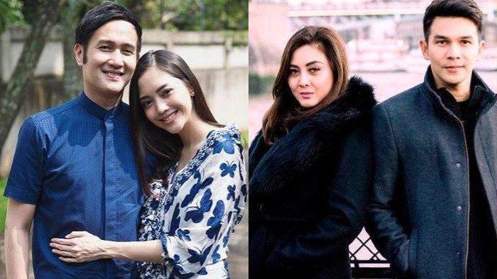 Jonathan Frizzy dan Ririn Dwi Ariyanti Diisukan Nikah Siri, Dhena Devanka Berharap Itu Hanya Gosip