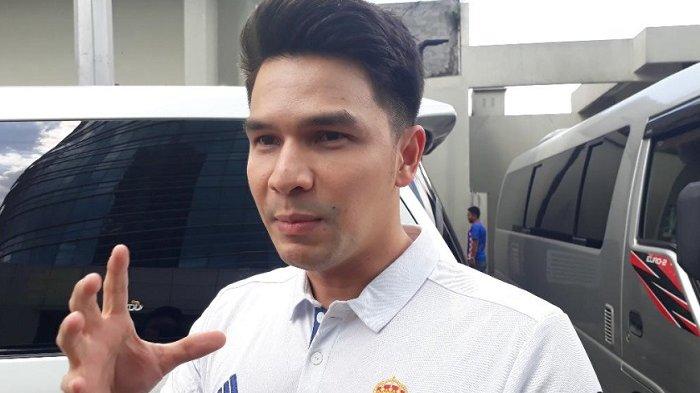 Jonathan Frizzy saat ditemui di kawasan Tendean, Jakarta Selatan, Jumat (27/4/2018).