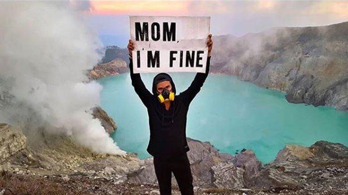 Rela Tinggalkan Pekerjaan Demi Keliling Dunia, Traveler Ini Beri Pesan Mengharukan Kepada Ibundanya