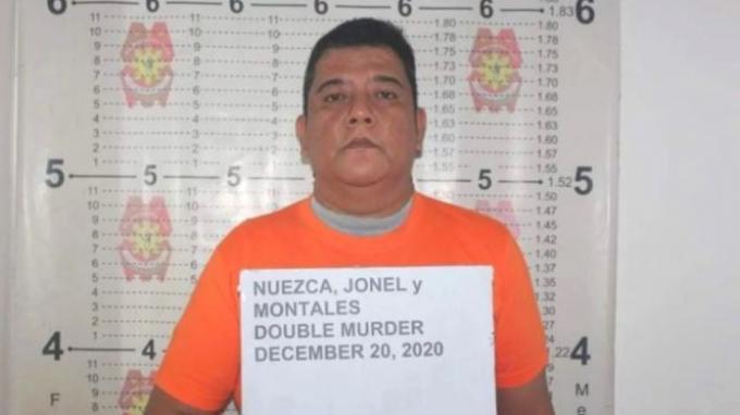 Jonel Nuezca menembak mati seorang ibu dan anak yang tak bersenjata di Tarlac.