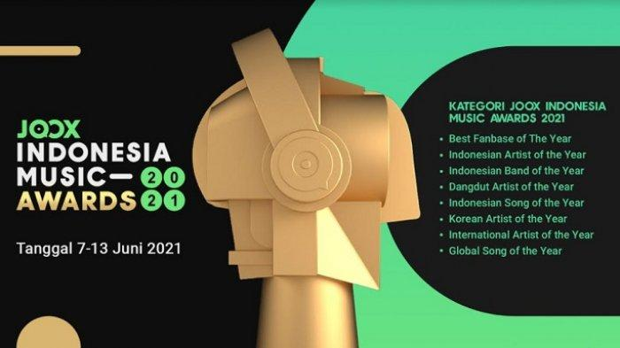 JOOX Gelar Indonesia Music Awards, Begini Cara Dukung Idola untuk Jadi Pemenangnya
