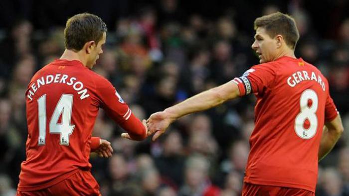 Jordan Henderson Siap Ambil Alih Tanggung Jawab Steven Gerrard