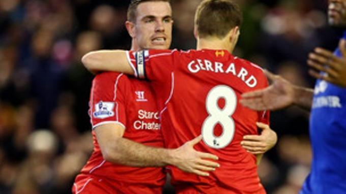 Jordan Henderson Belajar Jadi Kapten dari Steven Gerrard