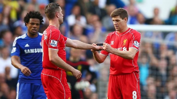 Steven Gerrard Selalu Kasih Saran Kepada Jordan Henderson Usai Ditunjuk Jadi Kapten Liverpool