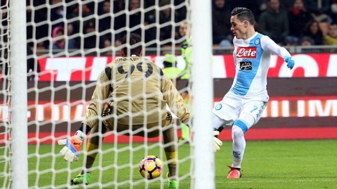 Live Score Hasil Babak Pertama Genk vs Napoli Liga Champions 2019, Kedua Tim Masih Sama Kuat 0-0