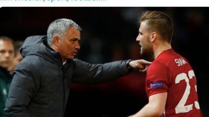 Soal kritik dari Jose Mourinho yang diungkap ke publik, bek kiri Manchester United, Luke Shaw, akhirnya memberikan penjelasan.