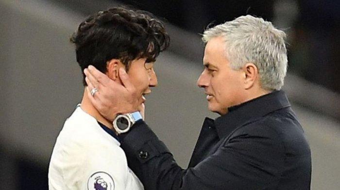 Jose Mourinho, dan Son Heung-min.