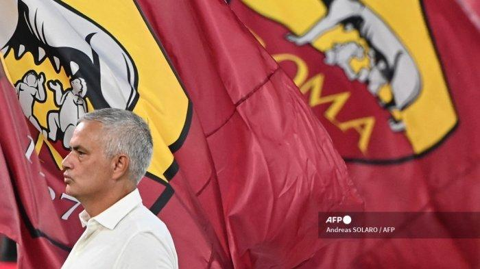 Masih Sibuk Benahi AS Roma, Jose Mourinho Ingin Reuni dengan Bintang Manchester United
