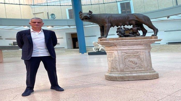 Jose Mourinho Gunakan Drone Untuk Pantau Perkembangan Pemain AS Roma