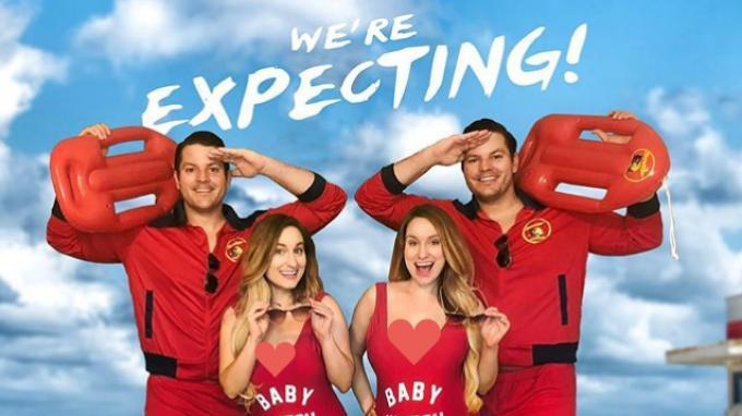 Josh, Jeremy, Brittany, dan Briana Salyers