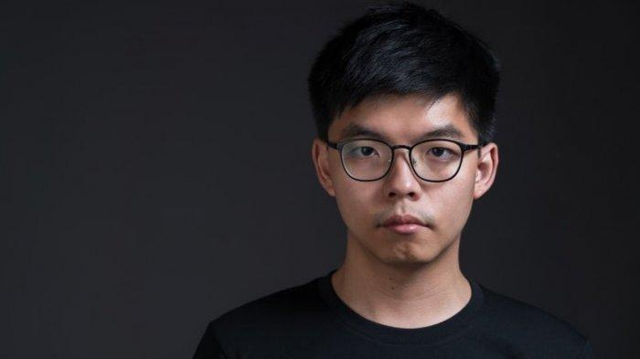 Aktivis Hong Kong berprofil tinggi Joshua Wong