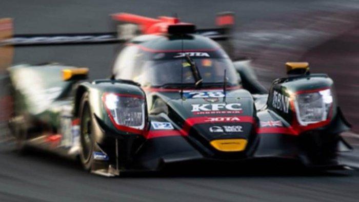 JOTA Racing Timnya Sean Gelael Optimis Memburu Trofi di Balap Ketahanan Asian Le Mans Series