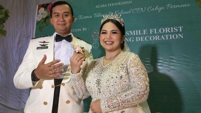 Dinikahi Kolonel Cahyo, Joy Tobing Tak Lagi Single Parent, Langsung Punya 3 Anak