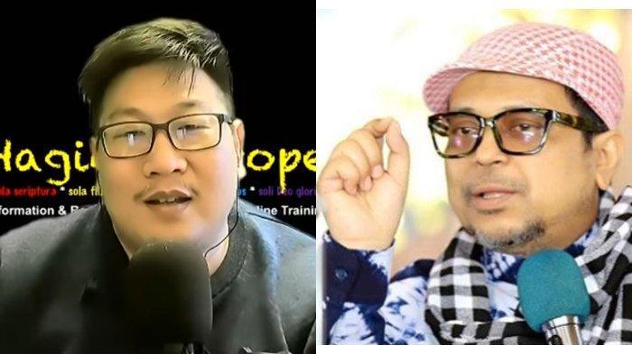 Jozeph Paul Zhang Diduga Nistakan Agama, Haikal Hassan: Jangan Terpancing, Tetaplah Bersaudara