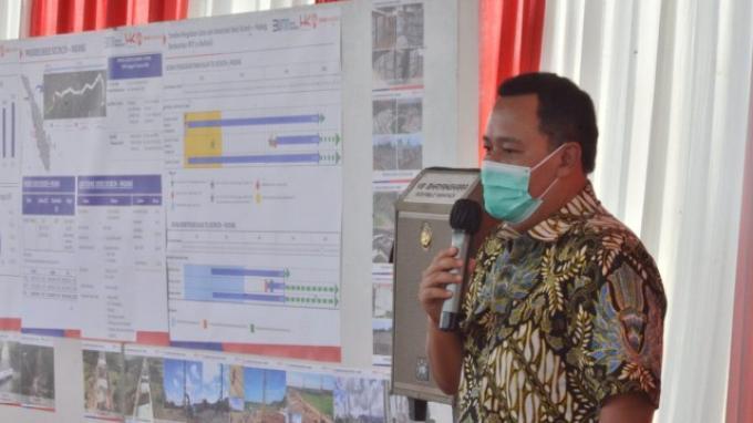 Progres Pembangunan Tol Trans Sumatera Diharapkan Rampung Lima Tahun Ke Depan