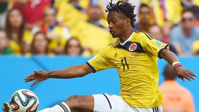 Juan Cuadrado bilang Kolombia Bakal Kalahkan Argentina