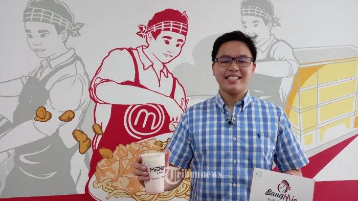 Juara Master Chef Junior Season 2, Curt Anderson.