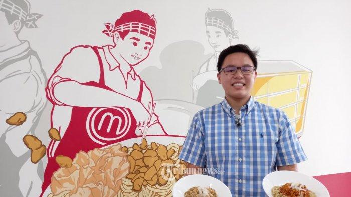 Sabet Juara Master Chef, Curt Anderson Buka Resto Bang Pesen Mie