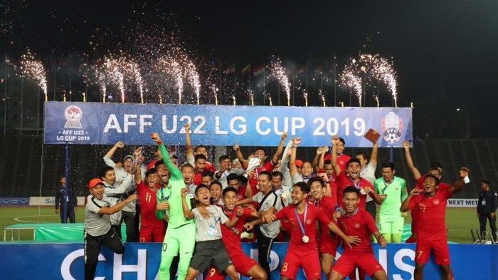 Timnas Indonesia U-22 Bakal Diarak Pake Bandros kata Imam Nahrawi