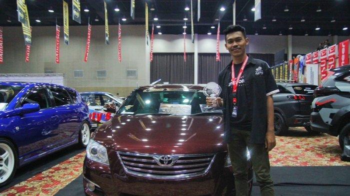 Toyota Camry Milik Dewa Jadi Jawara Kontes MBtech Awards 2019