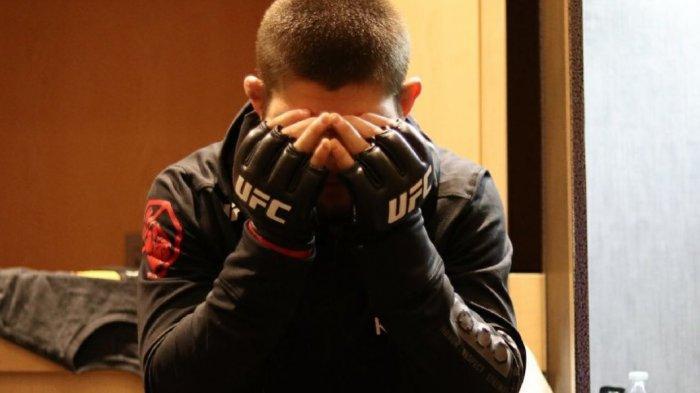 Juara UFC kelas ringan, Khabib Nurmagomedov