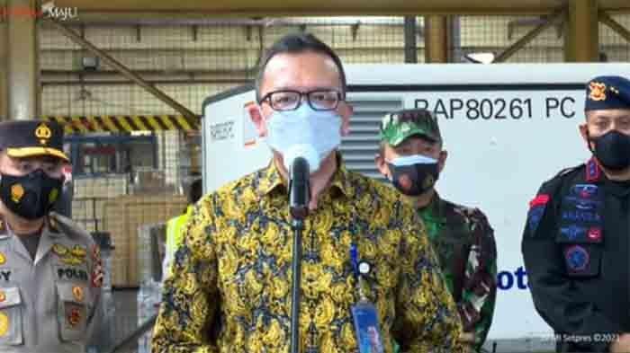 Juru bicara PT. Bio Farma Persero Bambang Heriyanto.