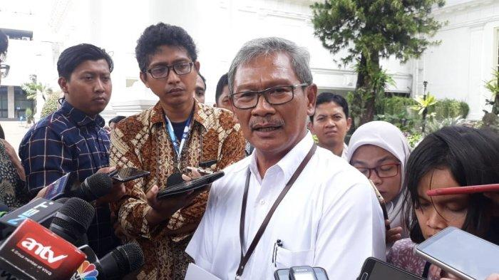 Jubir Istana untuk penanganan virus corona Achmad Yurianto