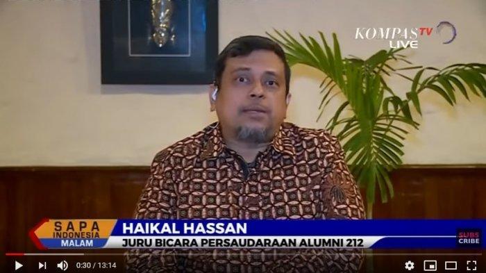Tanggapi Polemik Perpanjangan SKT FPI, Haikal Hassan: Apa Salahnya dengan FPI?