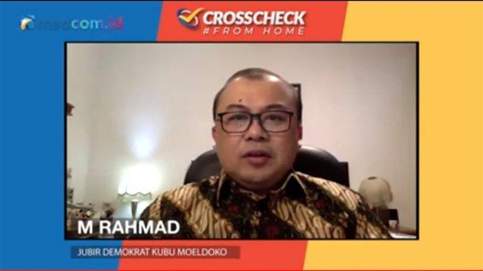 Demokrat Kubu Moeldoko Bantah KLB Sebagai Ajang Balas Dendam Anas Dikudeta SBY