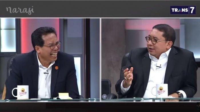 Debat Seru ISIS Eks WNI, Fadli Zon Lebih Percaya Berita, Fadjroel Rachman Datang Langsung saat Rapat