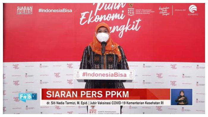 Kemenkes: Presentase Kematian Akibat Covid-19 di Indonesia Turun 48 Persen dari Minggu Lalu