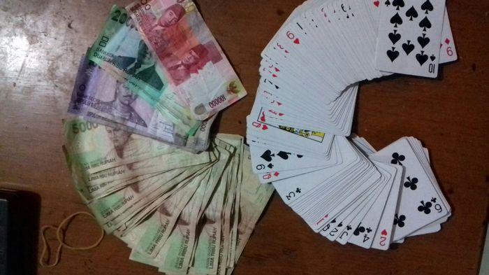 Caleg PSI Habiskan Uang Koperasi Rp 812 Juta di Meja Judi