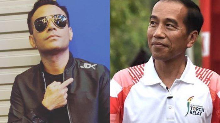 Judika Dapat Ucapan Ulang Tahun dalam Bahasa Batak dari Presiden Jokowi