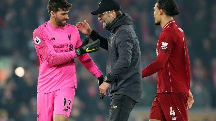 Alisson Becker Mengamuk, Rekor Tak Terkalahkan Liverpool Terhenti Karena Penalti