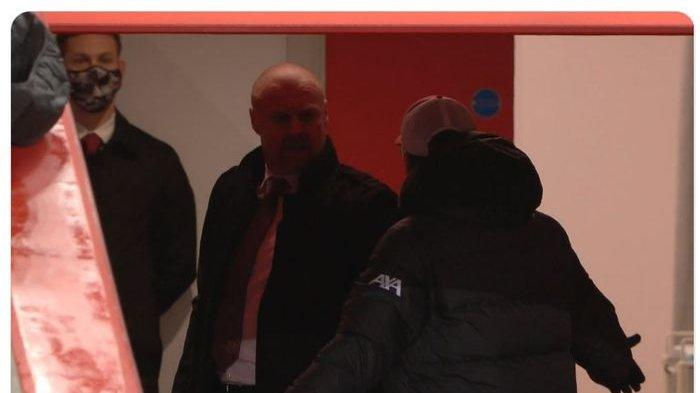 Blak-blakan Pelatih Burnley Soal Adu Mulut dengan Juergen Klopp Saat Liverpool Kalah