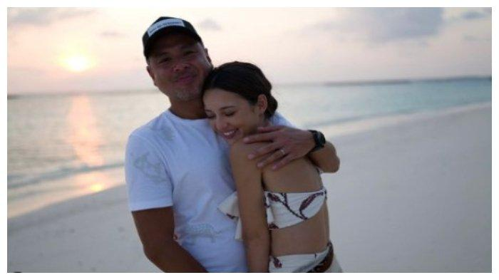 Bagikan Momen Romantis Bersama David Tjiptobiantoro, Julie Estelle: Mi Love