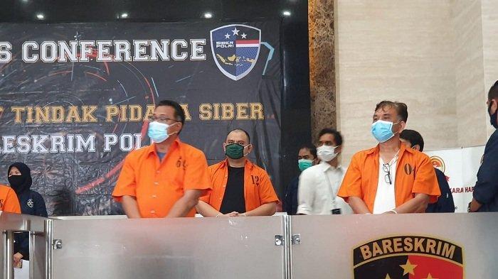 Arief Poyuono Minta Jokowi dan Megawati Perintahkan Kapolri Lepaskan Petinggi KAMI